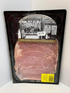 Sliced Cooked Butchers Ham