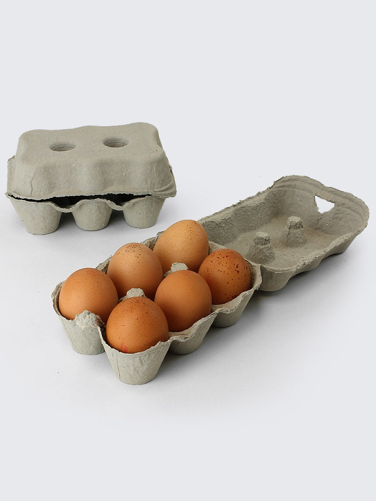 Half Dozen Free Range Medium Eggs