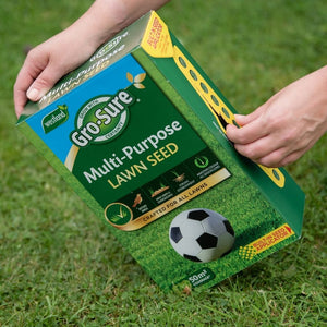 GroSure Multi-Purpose Lawn Seed 50m2
