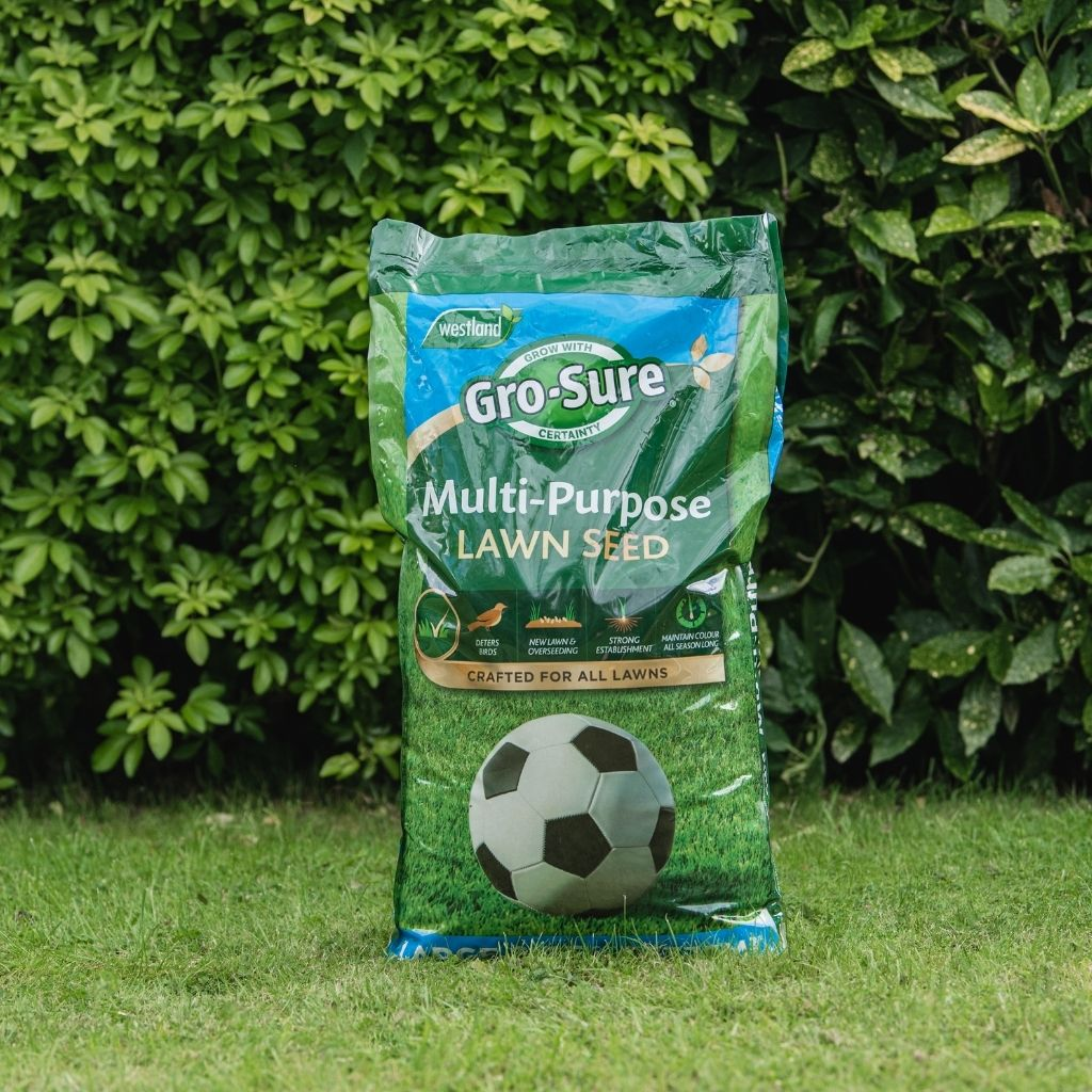GroSure Multi-Purpose Lawn Seed 375m2