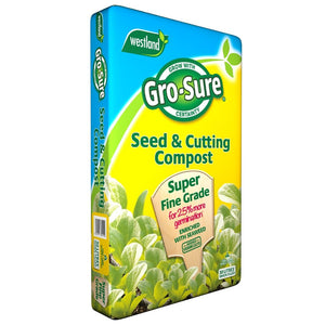 GroSure Seed & Cutting Compost 30L