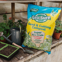 Load image into Gallery viewer, GroSure Seed & Cutting Compost 30L