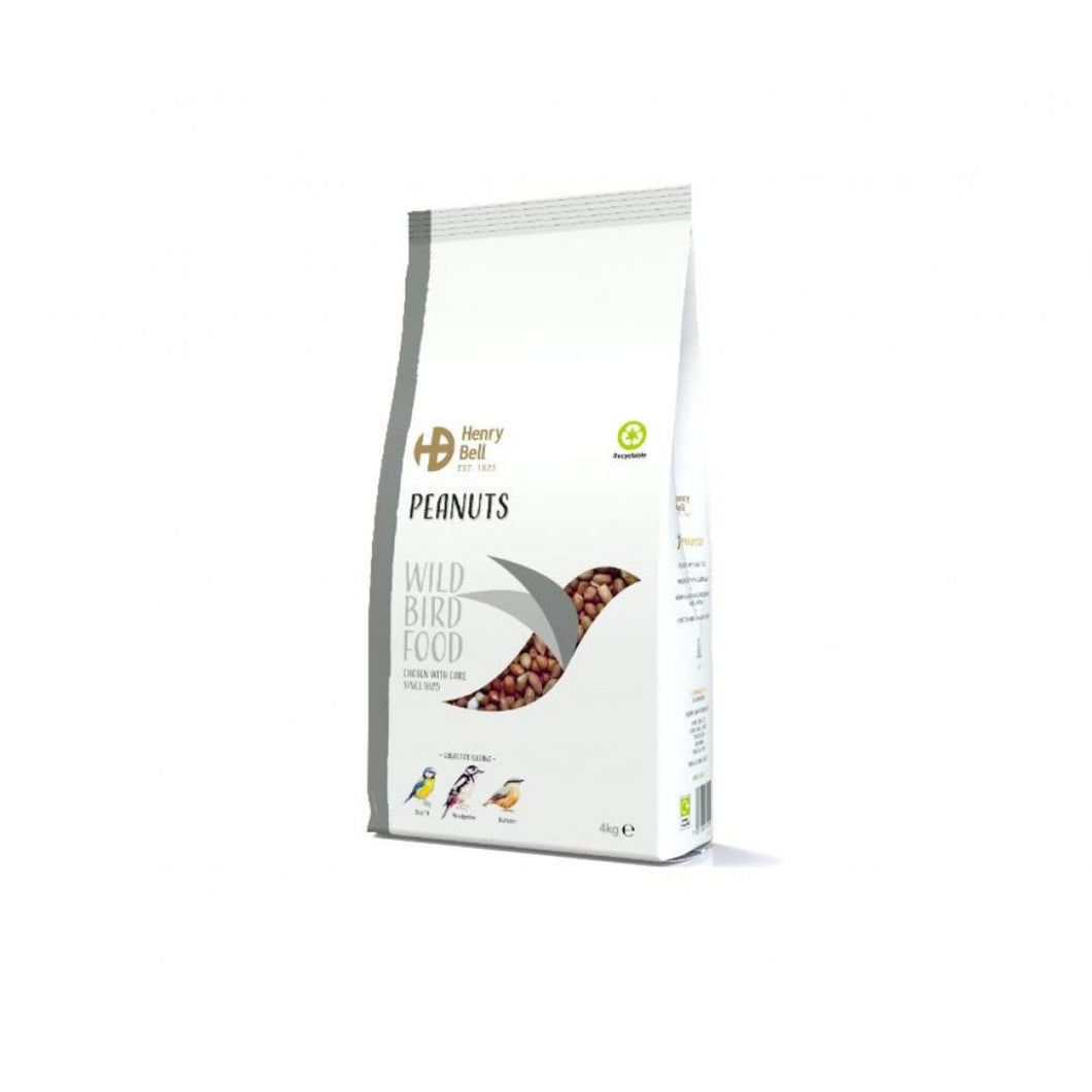 Henry Bell Peanuts 4kg