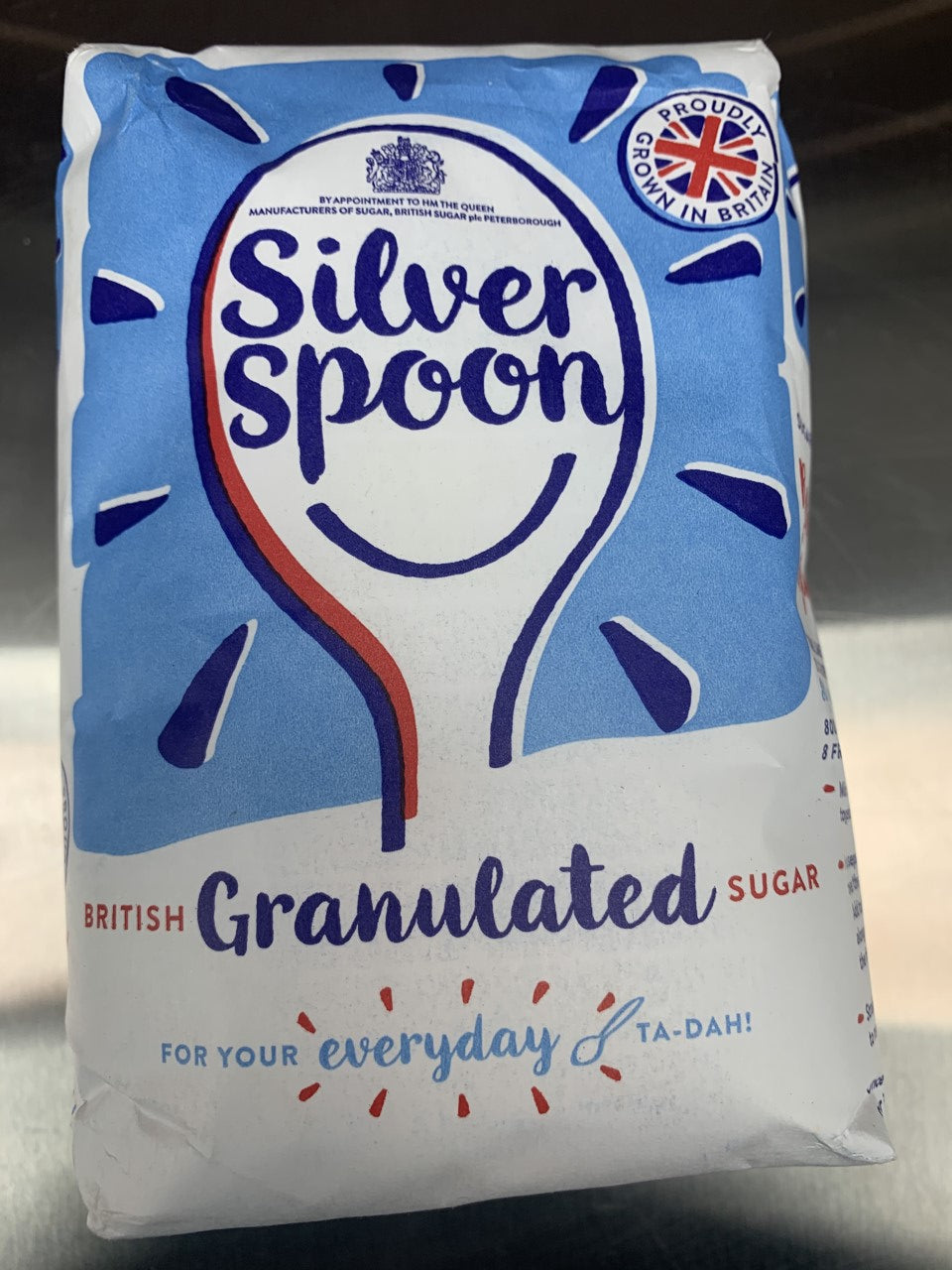 Silver Spoon Granulated Sugar 1KG