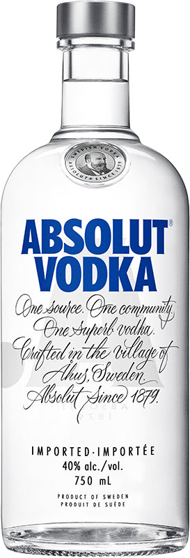 Absolut Vodka | 750ml