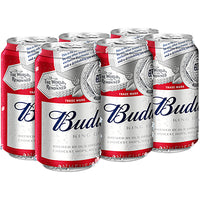 LABATT - BUDWEISER CAN | 6 x 355 ml
