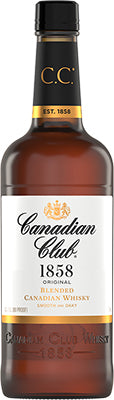 Canadian Club - Premium Whiskey | 750 ml