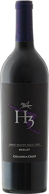 MERLOT - COLUMBIA CREST H3 HORSE HEAVEN VINEYARD