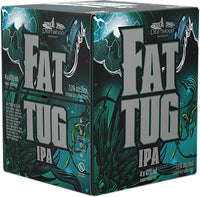 DRIFTWOOD BREWERY - FAT TUG IPA CAN | 6 x 355 ml