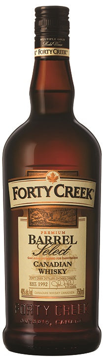 Forty Creek - Barrel Select Whiskey | 750 ml
