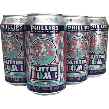 PHILLIPS BREWING - GLITTER BOMB CAN | 6 x 355 ml