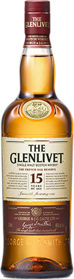 Glenlivet - 15 year old French Oak Reserve | 750 ml