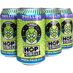 PHILLIPS BREWING - HOP CIRCLE IPA CAN | 6 x 355 ml