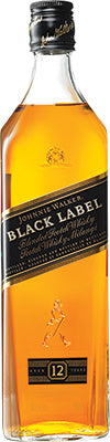 JOHNNIE WALKER - 12 YEAR OLD BLACK LABEL | 750 ml