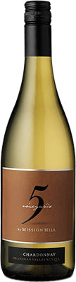 MISSION HILL - FIVE VINEYARDS CHARDONNAY | 750 ml