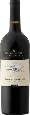 MISSION HILL - RESERVE CABERNET SAUVIGNON | 750 ml