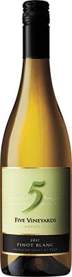 MISSION HILL - FIVE VINEYARDS PINOT BLANC