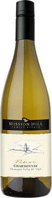 MISSION HILL - RESERVE CHARDONNAY 2017 | 750 ml