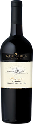 MISSION HILL - RESERVE MERITAGE 2017 | 750 ml