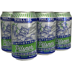 PHILLIPS BREWING - PILSNER CAN | 6 x 355 ml