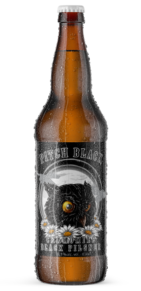 SWANS BREWERY - BLACK PILSNER | 650 ml