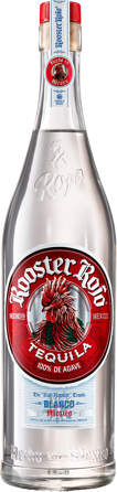 ROOSTER ROJO - BLANCO TEQUILA | 750 ml