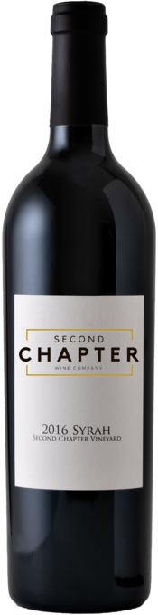 SECOND CHAPTER - SYRAH | 750 ml