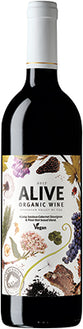 SUMMERHILL - ALIVE RED ORGANIC VEGAN | 750 ml