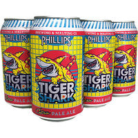 PHILLIPS BREWING - TIGER SHARK CITRA PALE ALE CAN | 6 x 355 ml