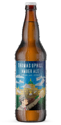 SWANS BREWERY - THOMAS UPHILL AMBER ALE | 650 ml