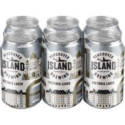 VANCOUVER ISLAND - VICTORIA LAGER CAN | 6 x 355 ml