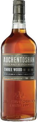 AUCHENTOSHAN - THREE WOOD | 750 ml