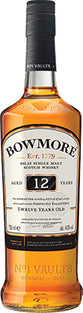 BOWMORE - 12 YEAR OLD | 750 ml