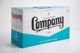 LIGHTHOUSE COMPANY LAGER CAN | 15 x 355 ml