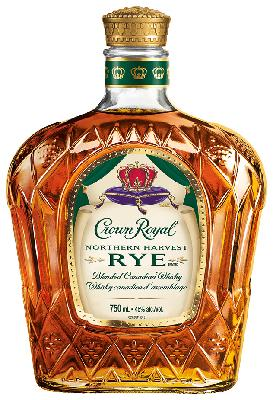 CROWN ROYAL - NORTHERN HARVEST RYE | 750 ml