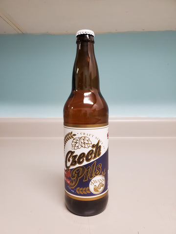 SWANS BREWERY - CZECH PILSNER | 650 ml