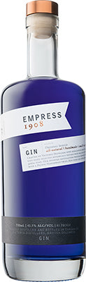 VICTORIA DISTILLERS - EMPRESS 1908 GIN | 750 ml