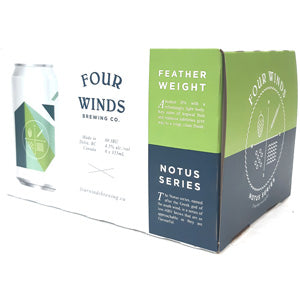 FOUR WINDS FEATHER WEIGHT IPA | 6 x 355 ml