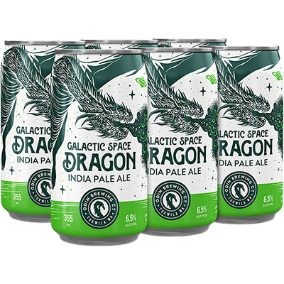 ODIN - GALACTIC SPACE DRAGON INDIA PALE ALE CAN | 6 x 355 ml