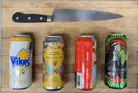 CHEF'S CHOICE - VARIETY PACK TALL CAN | 4 x 473 ml