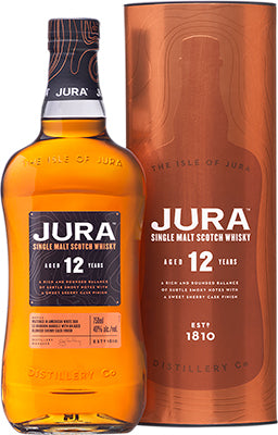 JURA 12 YEAR OLD | 750 ml