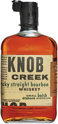 KNOB CREEK - KENTUCKY STRAIGHT BOURBON SMALL BATCH | 750 ml