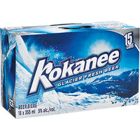 LABATT - KOKANEE CAN | 15 x 355 ml