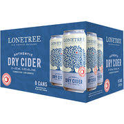 LONETREE CIDER - DRY CIDER TALL CAN | 8 x 473 ml