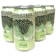 LONETREE PEAR DRY CIDER CAN | 6 x 355 ml