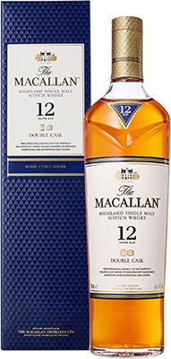 MACALLAN - 12 YEAR OLD DOUBLE CASK | 750 ml