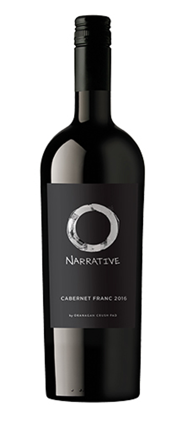 NARRATIVE CABERNET FRANC | 750 ml