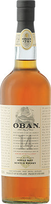 OBAN - 14 YEAR OLD | 750 ml