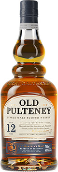 OLD PULTENEY - 12 YEAR OLD SINGLE MALT SCOTCH | 750 ml
