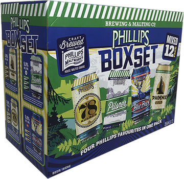 PHILLIPS - MIXED PACK CAN | 12 x 355 ml